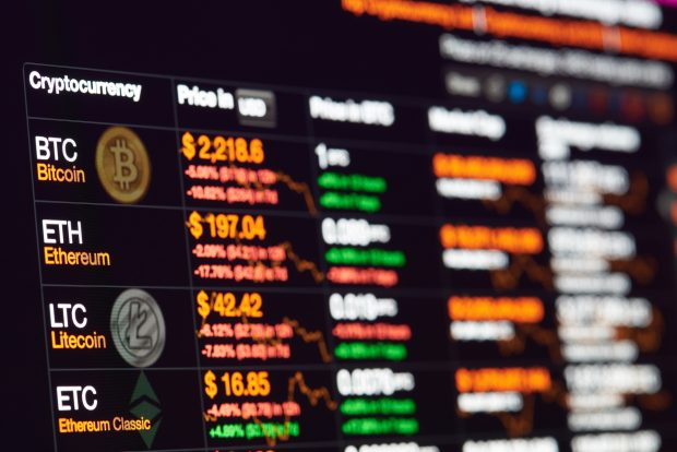 Cryptocurrency Valuation