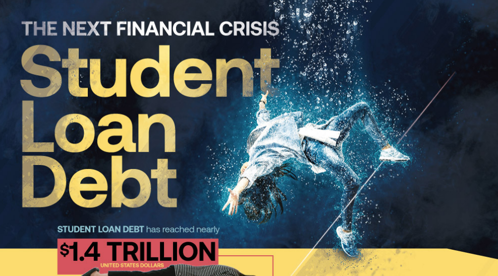 Student Loans The Next Financial Crisis Data Driven Investor